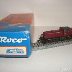 Trenes Escala: ROCO N LOCOMOTORA MANIOBRAS 23255 (CON COMPRA DE 5 LOTES O MAS ENVÍO GRATIS). Lote 126377335