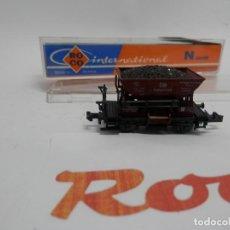 Trenes Escala: VAGÓN TOLVA ESCALA N DE ROCO . Lote 139949574
