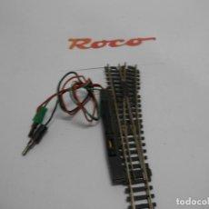 Trenes Escala: DESVIO ELECTRICO ESCALA N D E ROCO . Lote 139961898