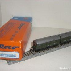 Trenes Escala: ROCO N LOCOMOTORA BR V 188 DOBLE MOTOR (CON COMPRA DE CINCO LOTES O MAS ENVÍO GRATIS). Lote 140297550