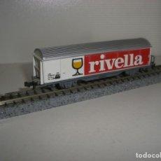 Trenes Escala: ROCO N CERRADO (CON COMPRA DE CINCO LOTES O MAS ENVÍO GRATIS). Lote 140410026