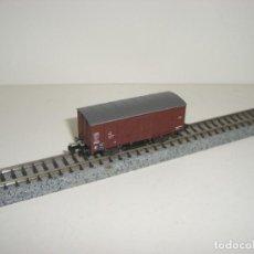 Trenes Escala: ROCO N CERRADO (CON COMPRA DE CINCO LOTES O MAS ENVÍO GRATIS). Lote 140410386