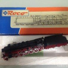 Trenes Escala: TREN, ROCO 23206, LOCOMOTORA DE VAPOR, DB 043-681-6. Lote 141781634