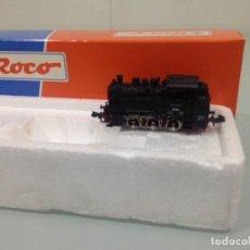 Trenes Escala: TREN, ROCO 23200, LOCOMOTORA DE VAPOR, DB, BR80 028. Lote 141782470
