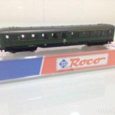 Trenes Escala: TREN, ROCO 24229, COCHE DB, 1ª-2ª 5180 38-40 134-6 ABÜE. Lote 143382538