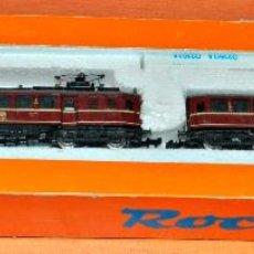 Trenes Escala: TREN AUTOMOTOR DE LA DB DE ROCO REF. 2160A. ESCALA N COMPATIBLE CON IBERTREN. Lote 143482794