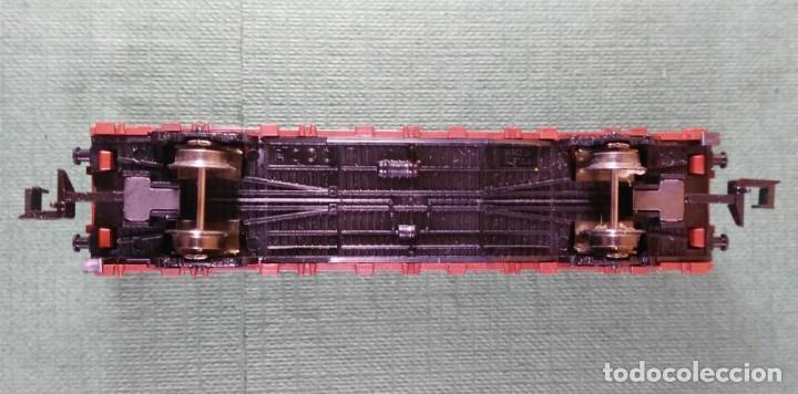 Trenes Escala: N - ROCO - VAGON DE BORDE BAJO CON CARGA - Foto 6 - 145013534