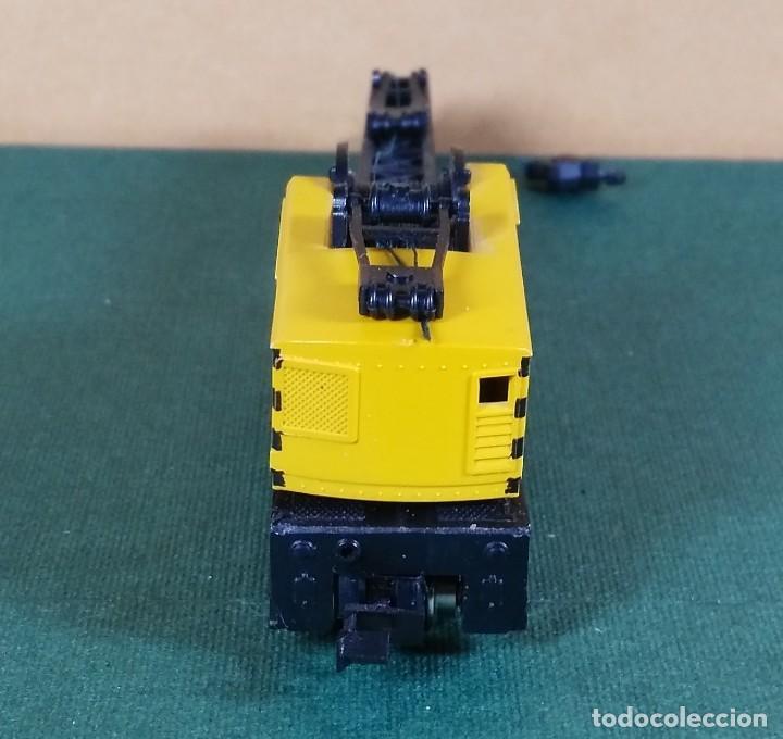Trenes Escala: N - ROCO - VAGON GRUA - Foto 3 - 145016690