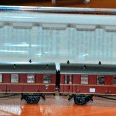 Trenes Escala: AUTOMOTOR BR 180 ETA DE LA DB DE ROCO, REF. 23010, ESCALA N. COMPATIBLE IBERTREN.. Lote 146673258