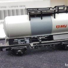 Trenes Escala: ROCO 25091 CISTERNA OMV ESCALA N. Lote 151354874