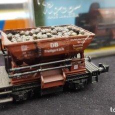 Trenes Escala: ROCO 2301 PACK VAGÓN DE CARGA ESCALA N. Lote 151355614