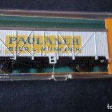 Trenes Escala: ROCO,N,2307C,VAGON MERCANCIAS DB EN CAJA,TIPO FLEISCHMANN,IBERTREN,ARNOLD ETC. Lote 151375474