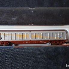 Trenes Escala: ROCO,N,25262,VAGON MERCANCIAS RENFE EN CAJA,TIPO FLEISCHMANN,IBERTREN,ARNOLD ETC. Lote 151375706