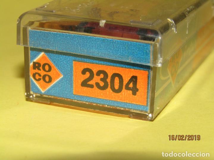 Trenes Escala: Vagón Cerrado Techo Telescópico en Escala *N* Ref. 2304 de ROCO - Foto 5 - 151900102