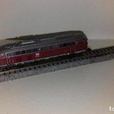 Trenes Escala: ROCO N LOCOMOTORA DIESEL BR 215 (CON COMPRA DE 5 LOTES O MAS ENVÍO GRATIS). Lote 154004326