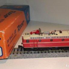 Trenes Escala: ROCO N LOCOMOTORA ELECTRICA OBB 2158 A (CON COMPRA DE 5 LOTES O MAS, ENVÍO GRATIS). Lote 168483924