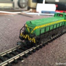 Trenes Escala: TREN LOCOMOTORA ROCO VALENCIANA. Lote 168741558