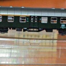 Trenes Escala: COCHE DE VIAJEROS MIXTO 1ª/2ª CLASE 4 EJES DE LA DB. ROCO, REF. 2254. ESCALA N, COMPATIBLE IBERTREN. Lote 170940470