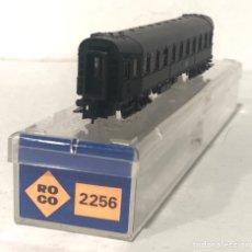 Trenes Escala: ROCO VAGÓN DE PASAJEROS, REFERENCIA 2256 ESCALA N. Lote 171166082