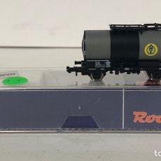 Trenes Escala: ROCO VAGÓN CISTERNA, REFERENCIA N 24025 ESCALA N. Lote 174421180