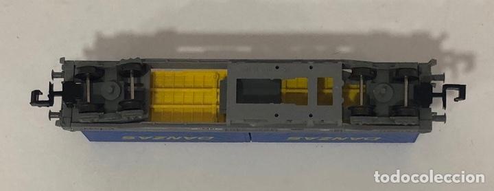 Trenes Escala: ROCO VAGÓN CONTENEDORES DANZAS, REFERENCIA 25212 ESCALA N - Foto 6 - 174421690