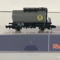 Trenes Escala: ROCO VAGÓN CISTERNA MV, REFERENCIA N 24025 ESCALA N. Lote 174427942