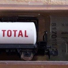 Trenes Escala: ROCO 25031, ESCALA N, VAGÓN CISTERNA, A ESTRENAR, EMBALAJE ORIGINAL. Lote 175413622