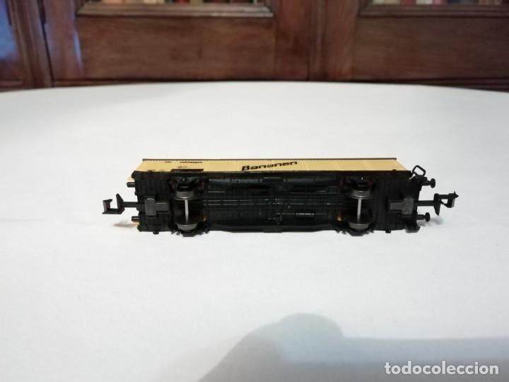 Trenes Escala: Roco N Vagón Frigorífico DB Bananen Kühlwagen Perfecto Estado - Foto 5 - 177046837