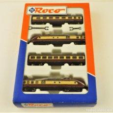 Trenes Escala: ROCO 23005 TEE HELVETIA DC ESCALA N. Lote 177337962