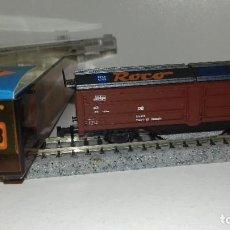 Trenes Escala: ROCO N LIMPIAVIASL44-186 (CON COMPRA DE 5 LOTES O MAS ENVÍO GRATIS). Lote 190158597