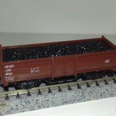 Trenes Escala: ROCO N BORDE MEDIO CARBÓNL44-188 (CON COMPRA DE 5 LOTES O MAS ENVÍO GRATIS). Lote 190158720