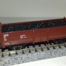 Trenes Escala: ROCO N BORDE MEDIO CARBÓNL44-189 (CON COMPRA DE 5 LOTES O MAS ENVÍO GRATIS). Lote 190158817