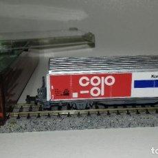 Trenes Escala: ROCO N CERRADO REF 2326 I L44- 222 (CON COMPRA DE 5 LOTES O MAS ENVÍO GRATIS). Lote 192262386
