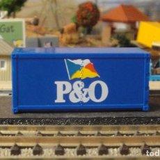 Trenes Escala: CONTENEDOR P&O. Lote 192890320
