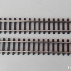 Trenes Escala: 2 RECTAS ROCO 104,2MM. Lote 194977705