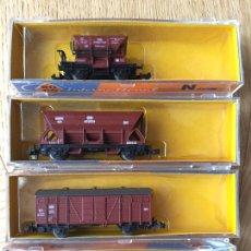 Trenes Escala: LOTE VAGONES TREN ROCO ESCALA N. Lote 197534957