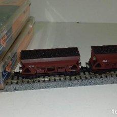 Trenes Escala: ROCO N VAGONETA 2318 B (25132) L45-053 (CON COMPRA DE 5 LOTES O MAS ENVÍO GRATIS). Lote 199853131
