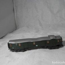Trenes Escala: VAGÓN PASAJEROS ESCALA N DE ROCO. Lote 206962428