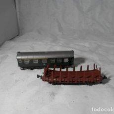 Trenes Escala: LOTE VAGONES ESCALA N DE ROCO. Lote 206962667