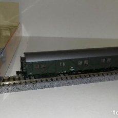 Trenes Escala: ROCO N FURGÓN EQUIPAJES 4 EJES 02372 A --- L45-210 (CON COMPRA DE 5 LOTES O MAS, ENVÍO GRATIS). Lote 207540388