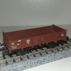 Trenes Escala: ROCO N BORDE BAJO --- L45-279 (CON COMPRA DE 5 LOTES O MAS, ENVÍO GRATIS). Lote 210231246