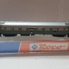 Trenes Escala: VAGON DE TREN LARGO ROCO REF.24217 EN BLISTER SIN USO ESCALA N. Lote 210325013