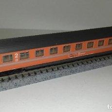 Trenes Escala: ROCO N EUROFINA PASAJEROS QBB 2ª --- L46-074 (CON COMPRA DE 5 LOTES O MAS, ENVÍO GRATIS). Lote 214288648