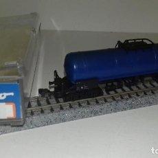 Treni in Scala: ROCO N CISTERNA ARAL 25114 -- L46-210 (CON COMPRA DE 5 LOTES O MAS, ENVÍO GRATIS). Lote 216361151