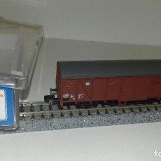 Trenes Escala: ROCO N CERRADO 2 EJES LARGO 25175 -- L46-214 (CON COMPRA DE 5 LOTES O MAS, ENVÍO GRATIS). Lote 216490396