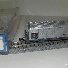 Trenes Escala: ROCO N CERRADO 2 EJES 25173 -- L46-215 (CON COMPRA DE 5 LOTES O MAS, ENVÍO GRATIS). Lote 216490625