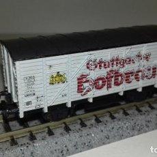 Trenes Escala: ROCO N CERVECERO -- L46-327 (CON COMPRA DE 5 LOTES O MAS, ENVÍO GRATIS). Lote 221285172