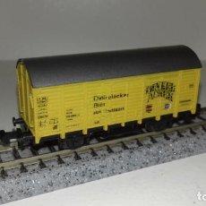Trenes Escala: ROCO N CERVECERO -- L46-328 (CON COMPRA DE 5 LOTES O MAS, ENVÍO GRATIS). Lote 221285216
