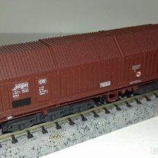 Trenes Escala: ROCO N BOBINERO 6 EJES -- L46-334 (CON COMPRA DE 5 LOTES O MAS, ENVÍO GRATIS). Lote 221587602