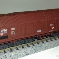 Trenes Escala: ROCO N BOBINERO 6 EJES -- L46-335 (CON COMPRA DE 5 LOTES O MAS, ENVÍO GRATIS). Lote 221587697